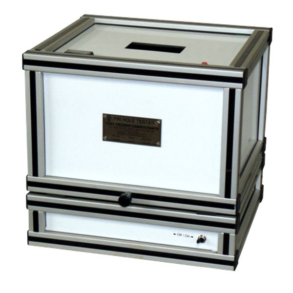 Pinhole Tester for Aluminum Foil