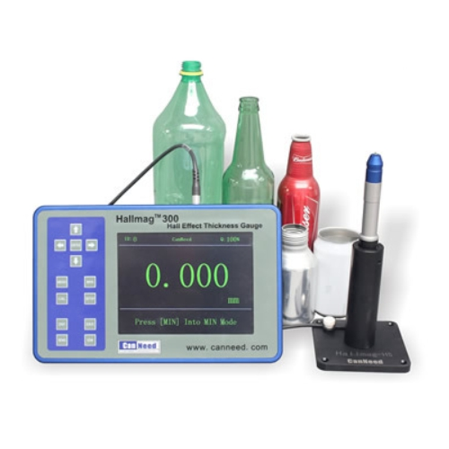 Bottle Wall Thickness Gauge